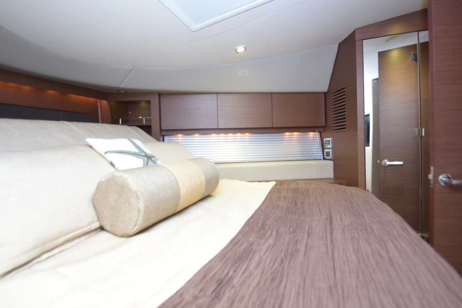 Sea Ray-510 Sundancer 2015 -Ft Lauderdale-Florida-United States-V-Berth View To Starboard-1189953 | Thumbnail