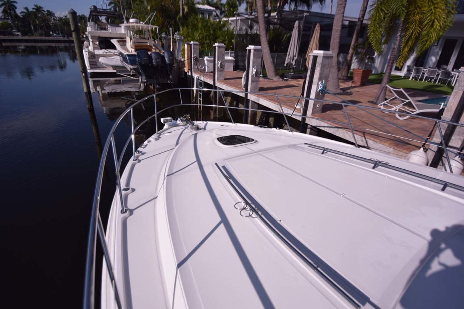 Sea Ray-510 Sundancer 2015 -Ft Lauderdale-Florida-United States-Bow View From Port Side-1189906 | Thumbnail