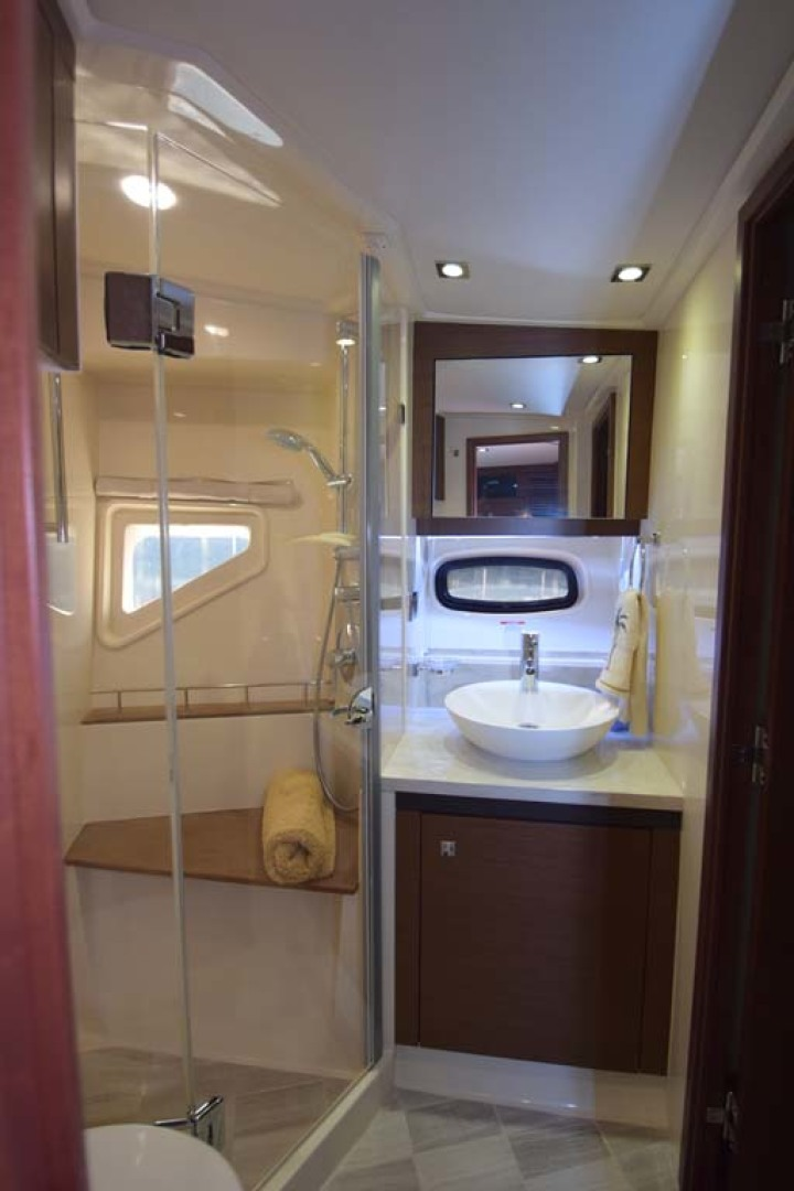 Sea Ray-510 Sundancer 2015 -Ft Lauderdale-Florida-United States-Guest Day Head To Port-1189955 | Thumbnail