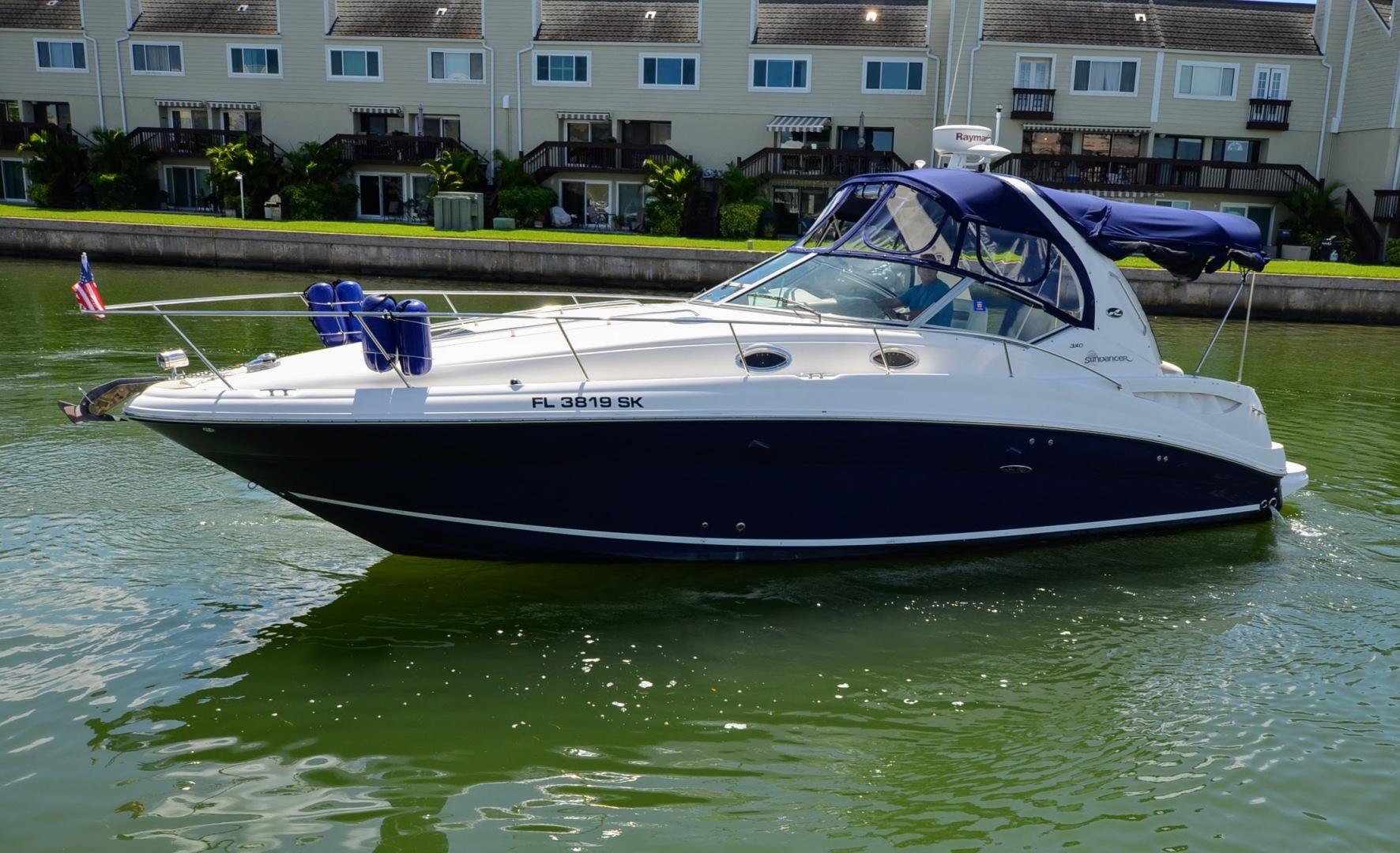 35' 2005 Sea Ray 320 Sundancer | Tampa Yacht Sales