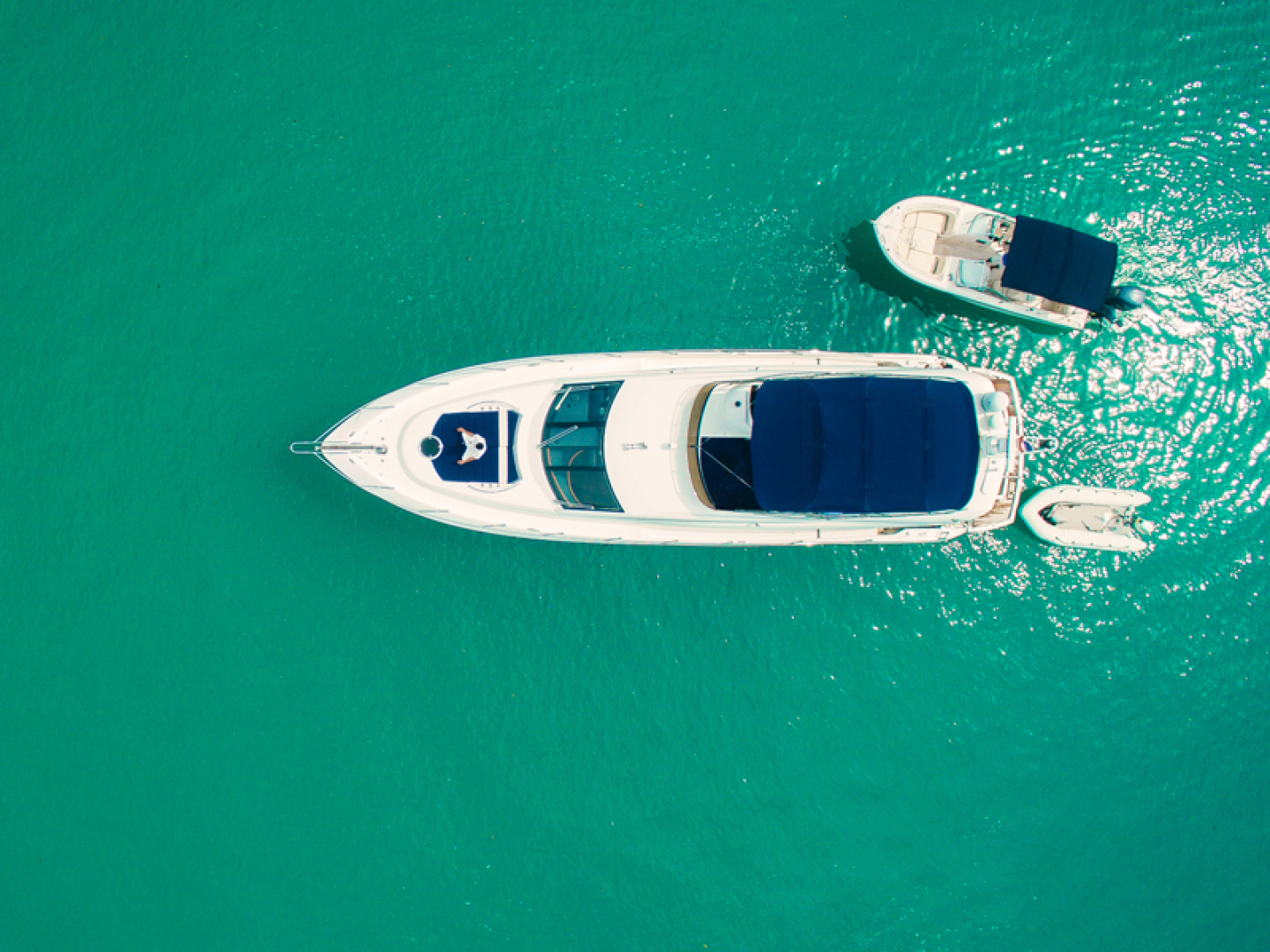 Picture Of: 64' Sunseeker Manhattan 60 2009 Yacht For Sale | 2 of 21