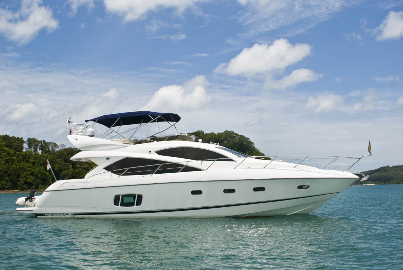 Picture Of: 64' Sunseeker Manhattan 60 2009 Yacht For Sale | 1 of 21