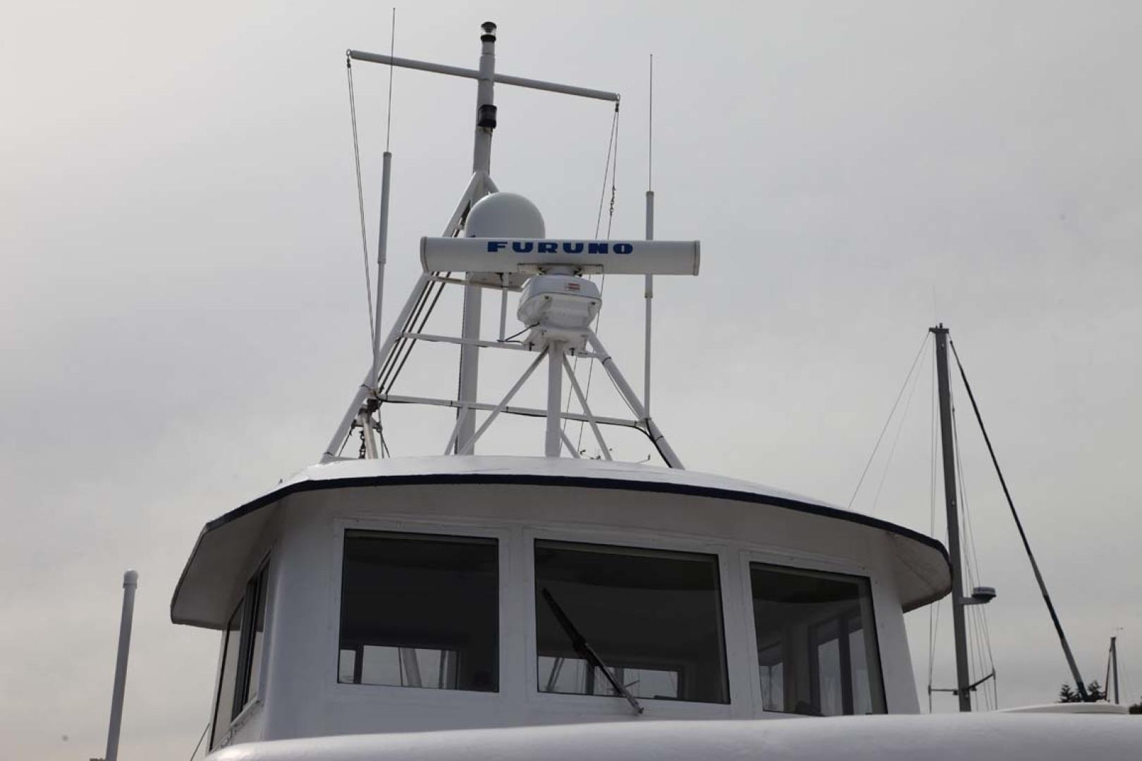Custom-Blount Marine Research Vessel 1966-Observer Port Angeles-Washington-United States-Radar-1190726   Thumbnail