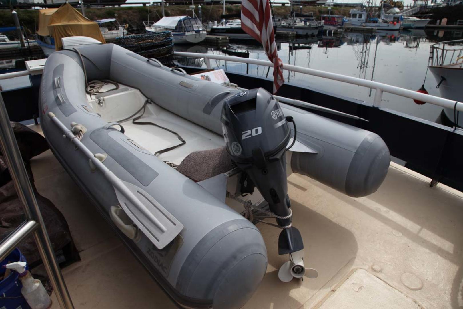 Custom-Blount Marine Research Vessel 1966-Observer Port Angeles-Washington-United States-Tender-1190729   Thumbnail