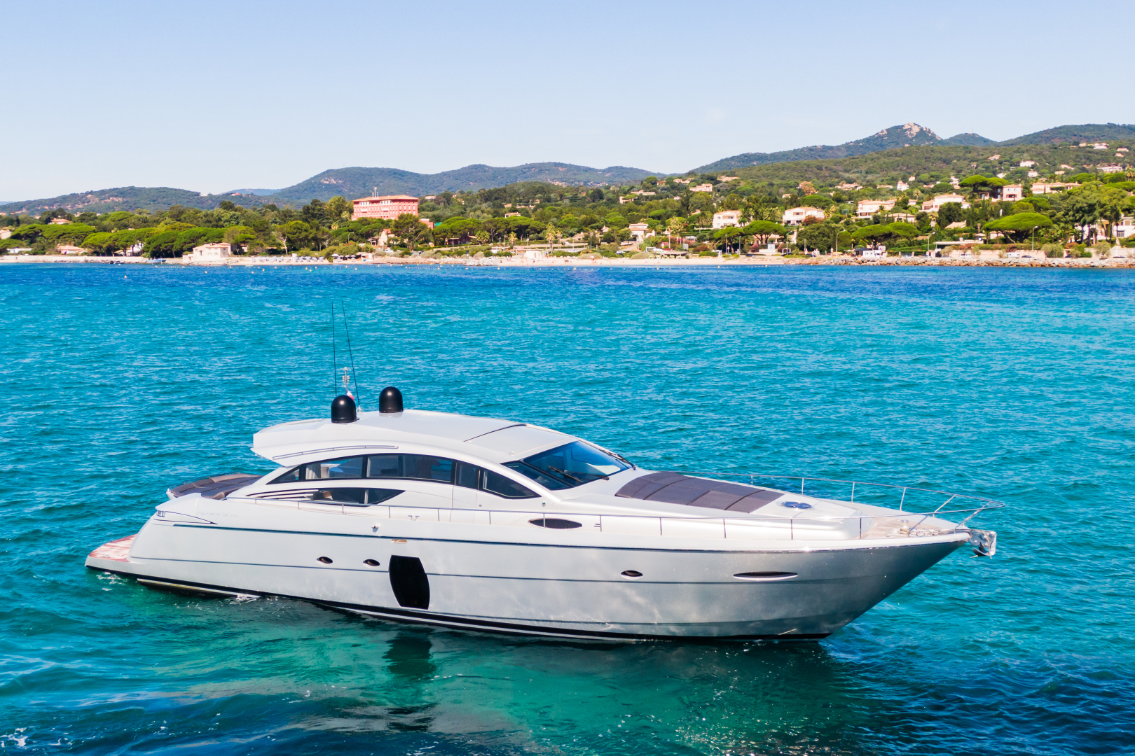 Picture Of: 72' Pershing 72 2012 Yacht For Sale | 1 of 28