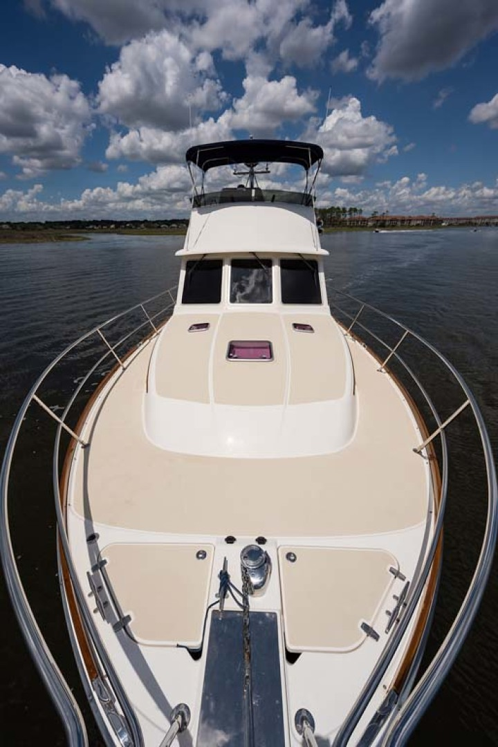 Sabre-Flybridge 2010-Blue Moon Jacksonville-Florida-United States-Windlass and Foredeck-1193529 | Thumbnail