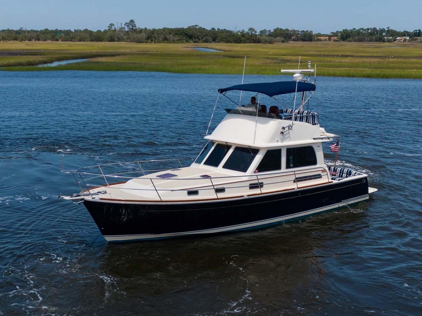 Sabre-Flybridge 2010-Blue Moon Jacksonville-Florida-United States-Port Bow-1193554   Thumbnail
