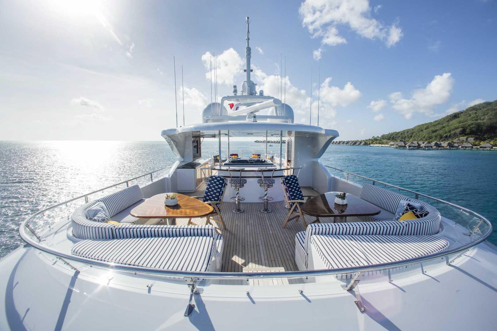 142' 2007 Richmond Yachts | Tampa Yacht Sales