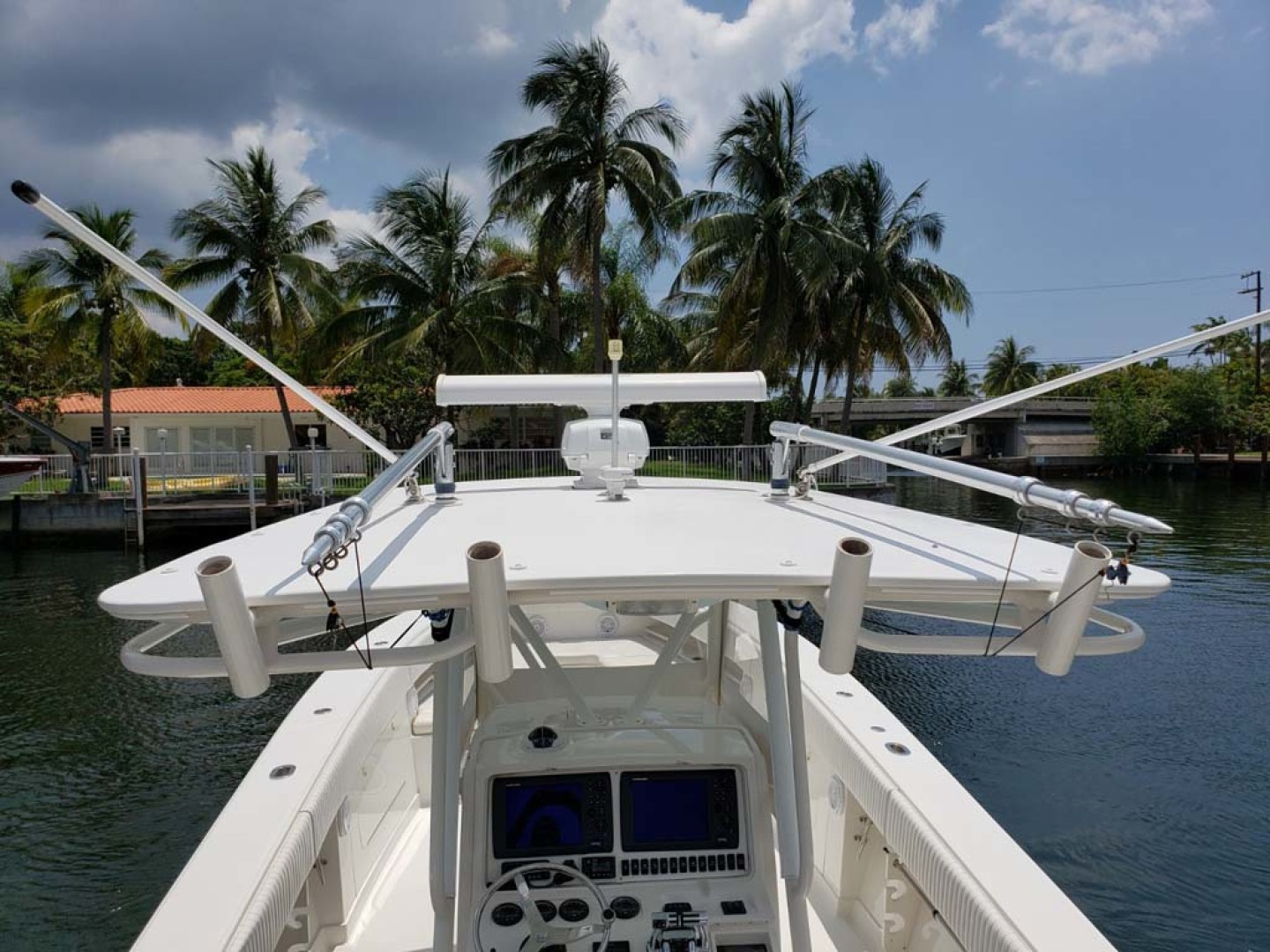 Jupiter-Center Console 2008-Knot Well North Miami-Georgia-United States-Hardtop And Rocket Launchers-1193640 | Thumbnail