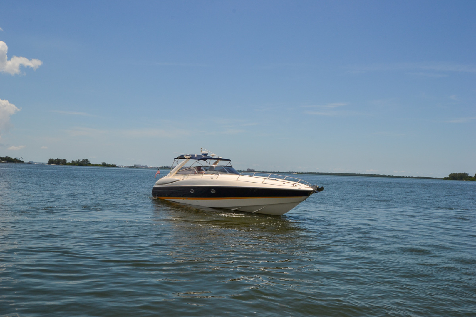 Sunseeker-48 Superhawk 1998-Toy Buoy Dunedin-Florida-United States-Starboard Bow-1195364 | Thumbnail