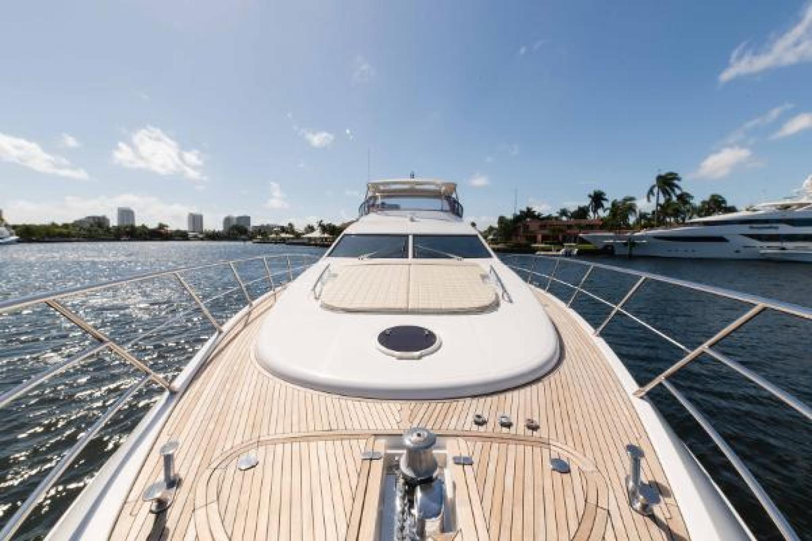 Azimut-Flybridge 2011 -Fort Lauderdale-Florida-United States-1195798 | Thumbnail