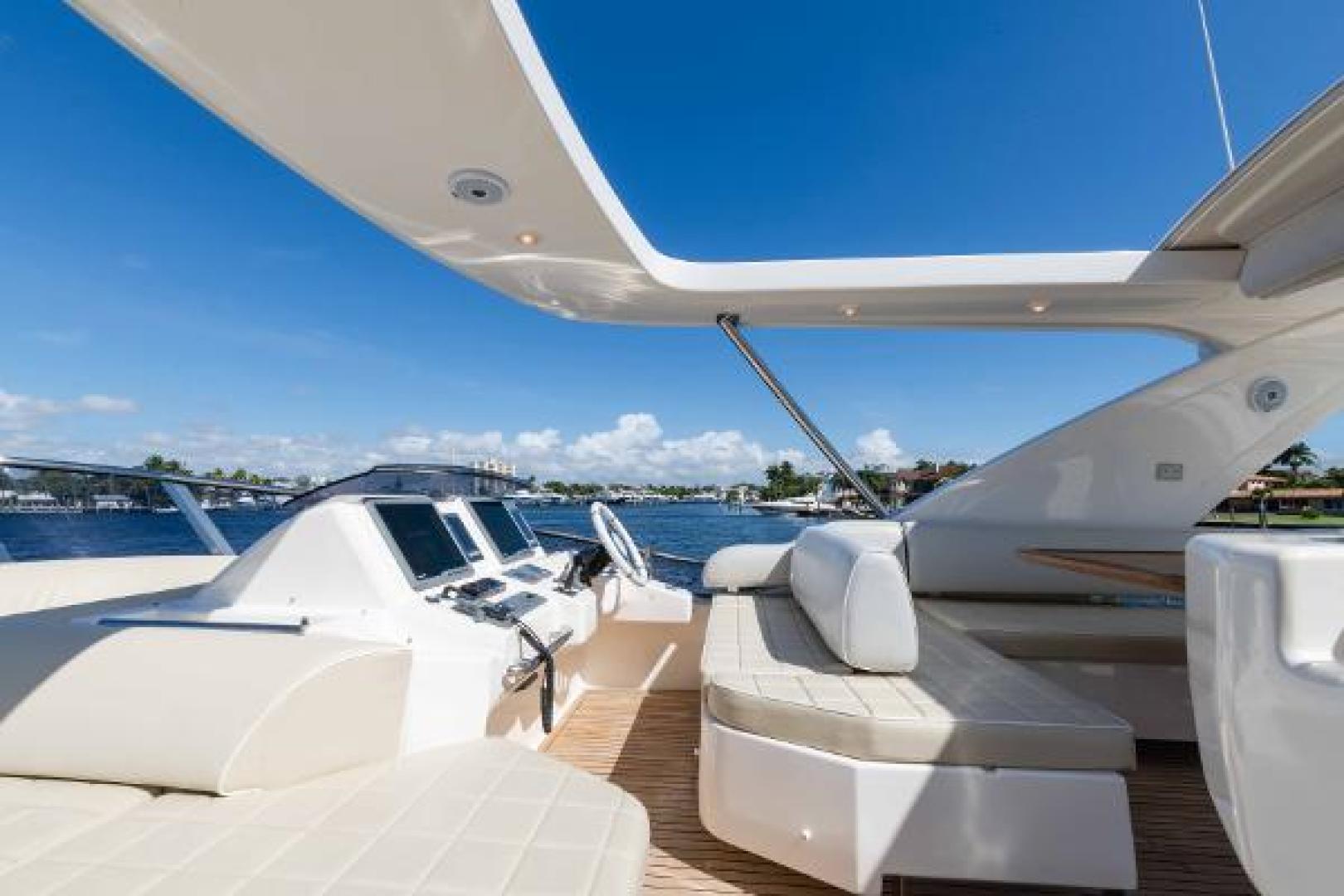 Azimut-Flybridge 2011 -Fort Lauderdale-Florida-United States-1195793 | Thumbnail