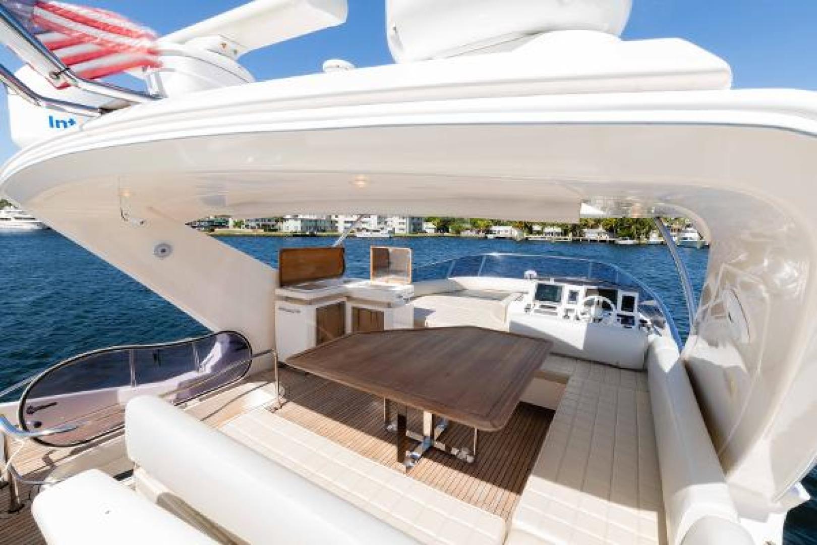 Azimut-Flybridge 2011 -Fort Lauderdale-Florida-United States-1195790 | Thumbnail