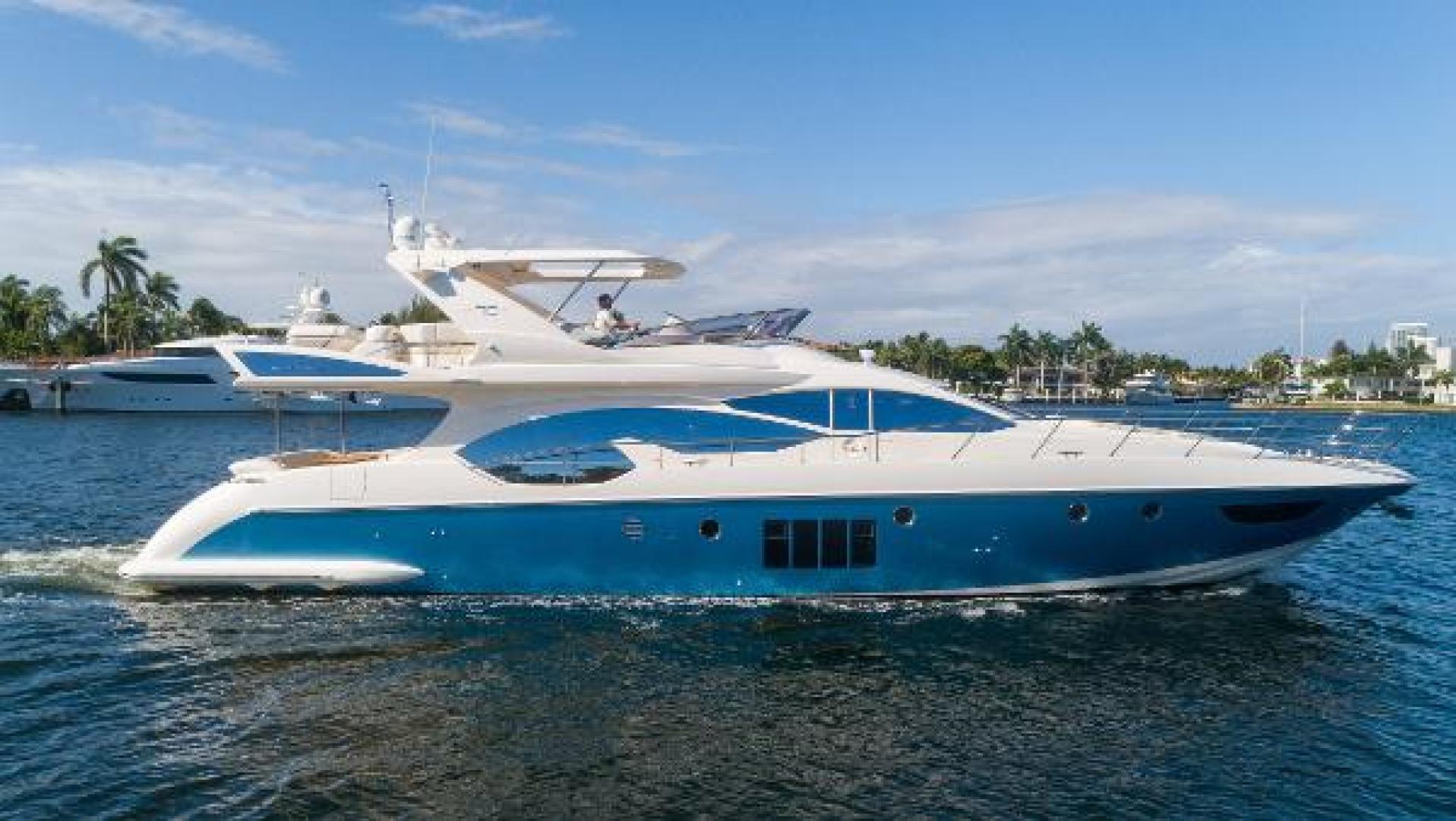 Azimut-Flybridge 2011 -Fort Lauderdale-Florida-United States-1195817 | Thumbnail
