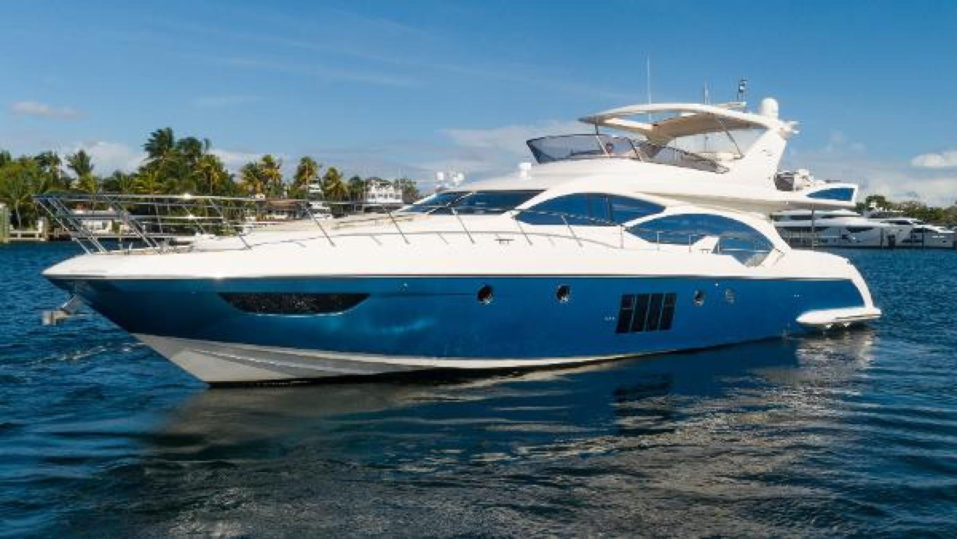 Picture Of: 70' Azimut Flybridge 2011 Yacht For Sale | 1 of 81