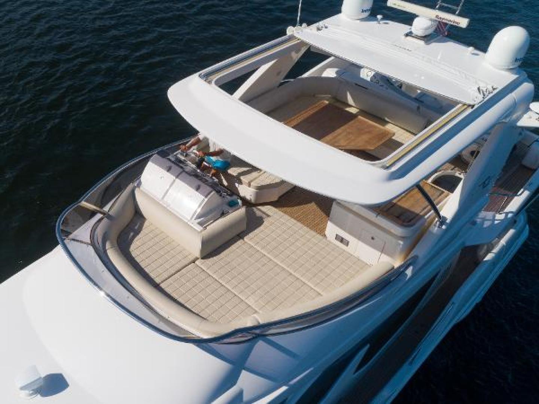 Azimut-Flybridge 2011 -Fort Lauderdale-Florida-United States-1195787 | Thumbnail