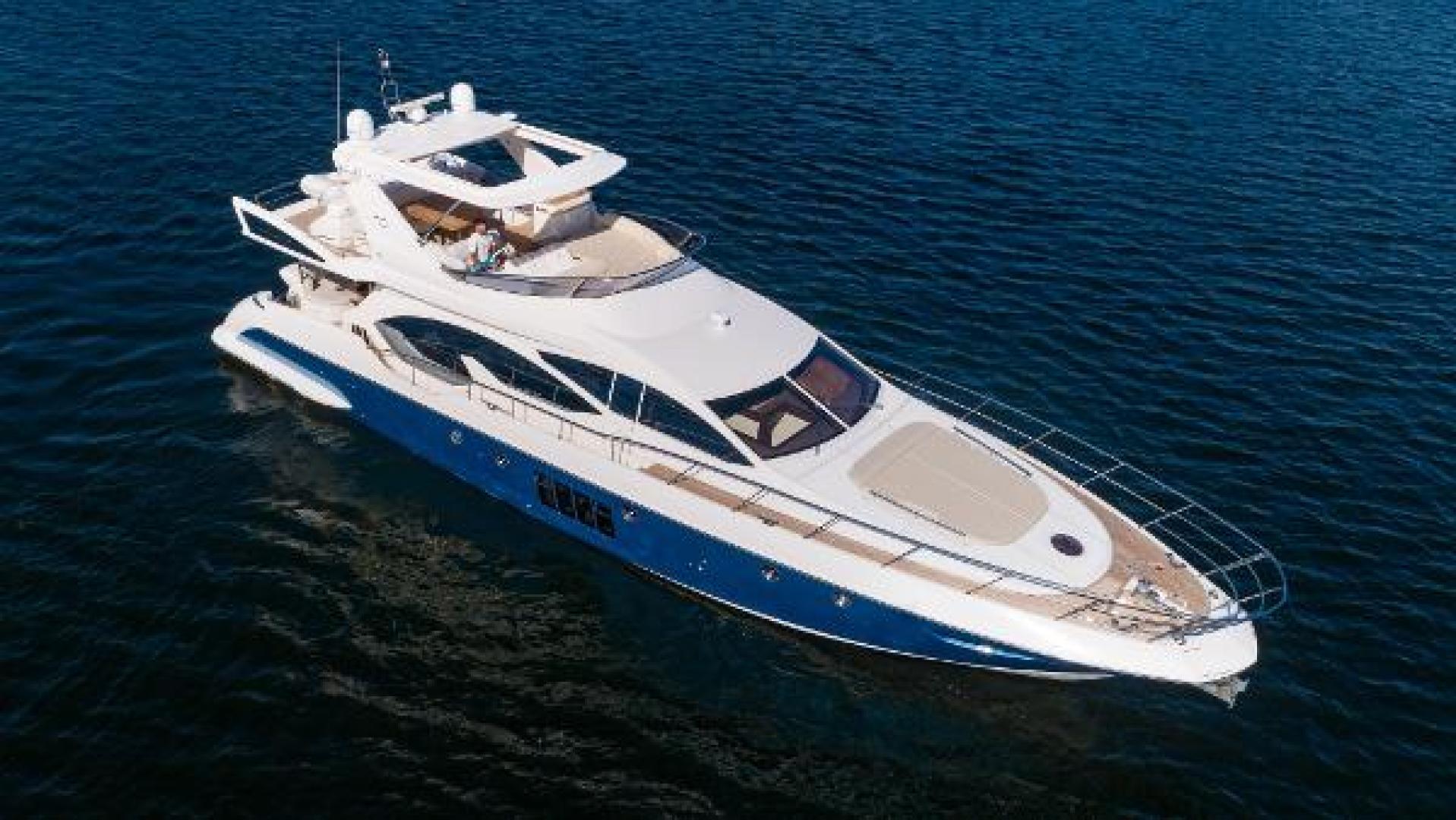 Azimut-Flybridge 2011 -Fort Lauderdale-Florida-United States-1195819 | Thumbnail