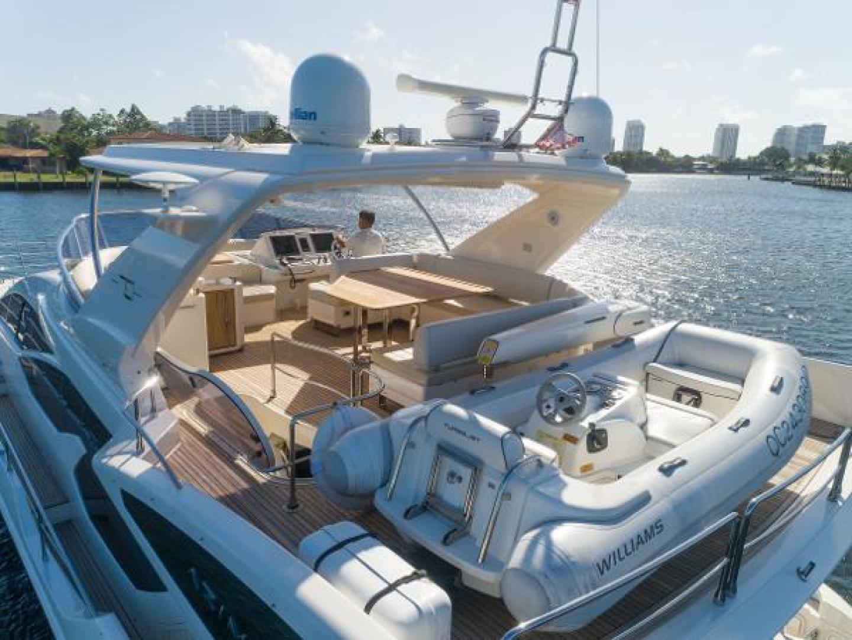 Azimut-Flybridge 2011 -Fort Lauderdale-Florida-United States-1195788 | Thumbnail