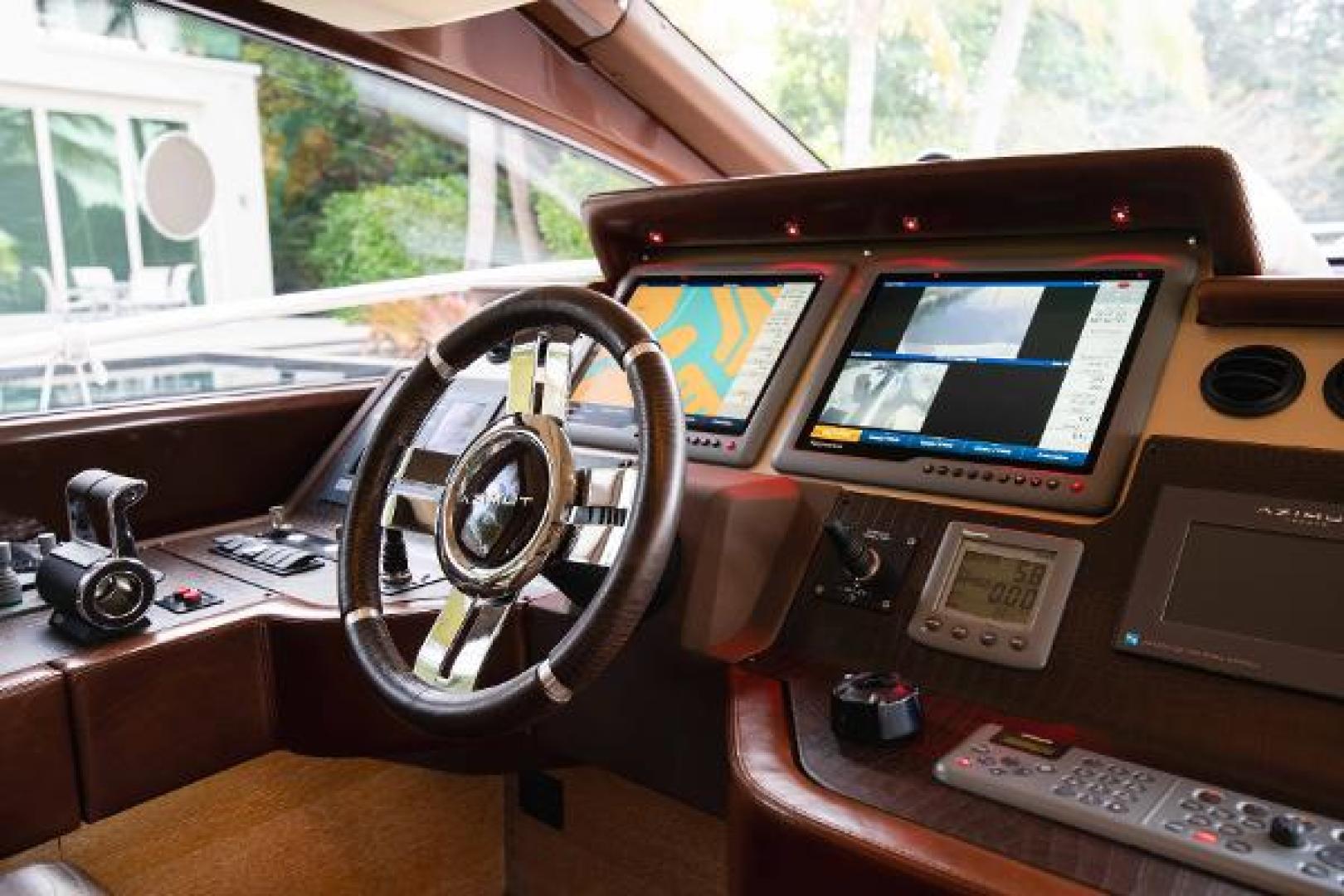 Azimut-Flybridge 2011 -Fort Lauderdale-Florida-United States-1195766 | Thumbnail