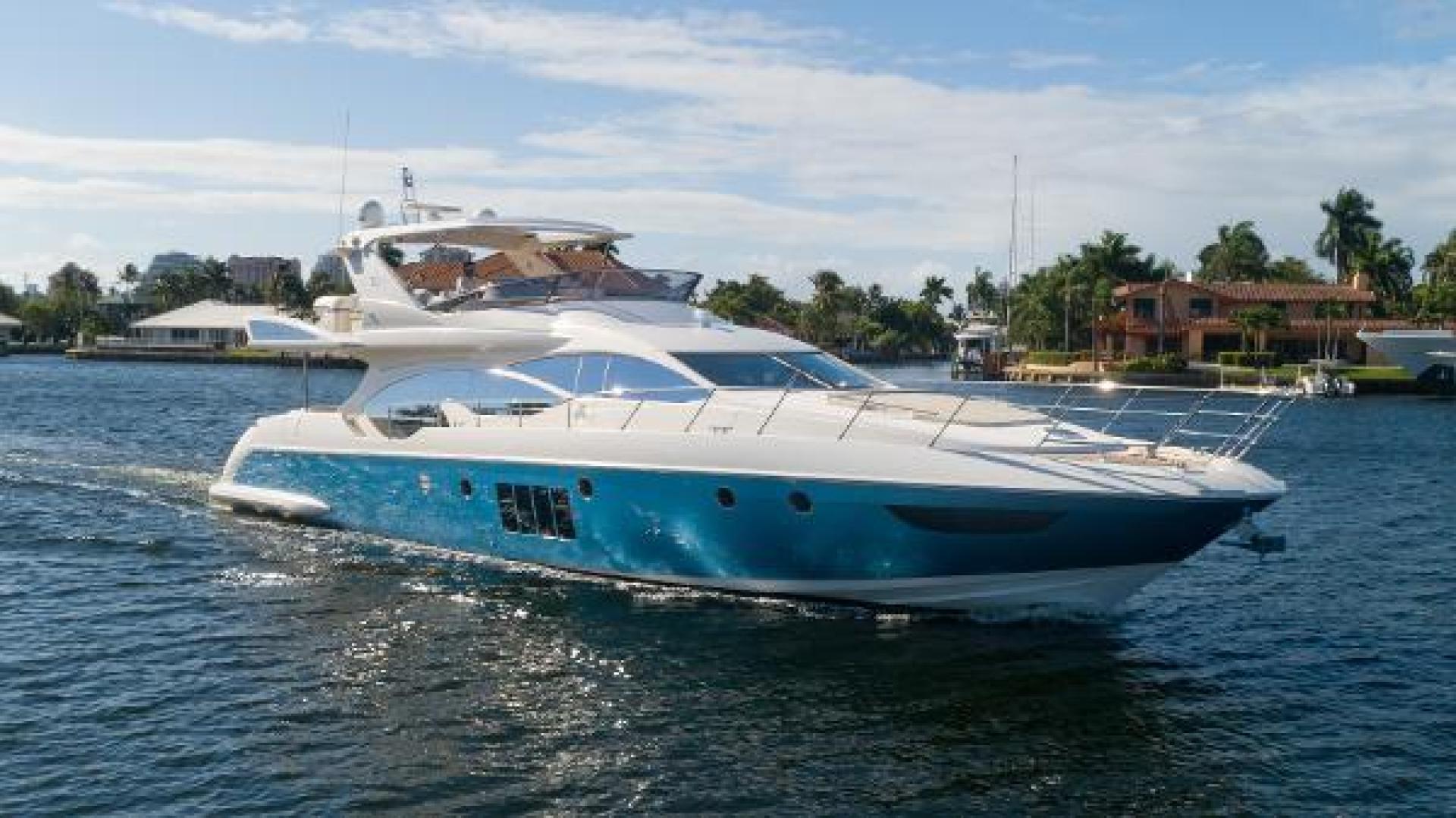 Azimut-Flybridge 2011 -Fort Lauderdale-Florida-United States-1195818 | Thumbnail