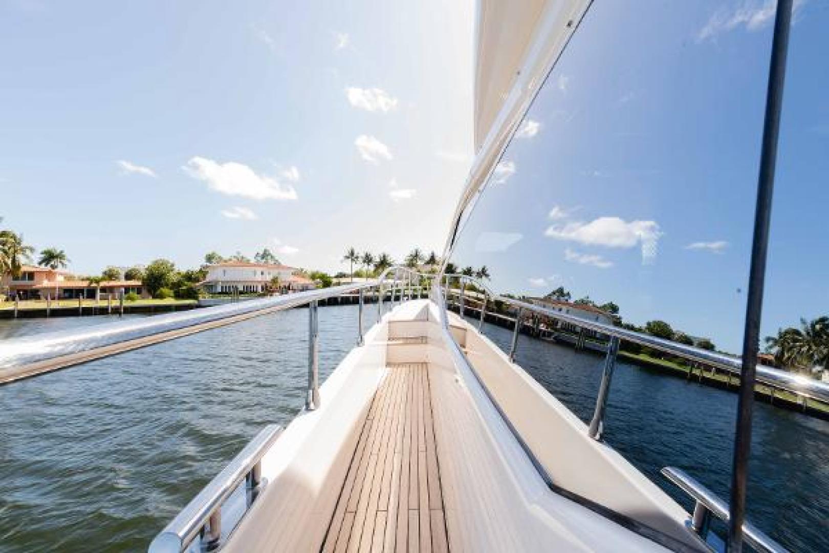Azimut-Flybridge 2011 -Fort Lauderdale-Florida-United States-1195797 | Thumbnail