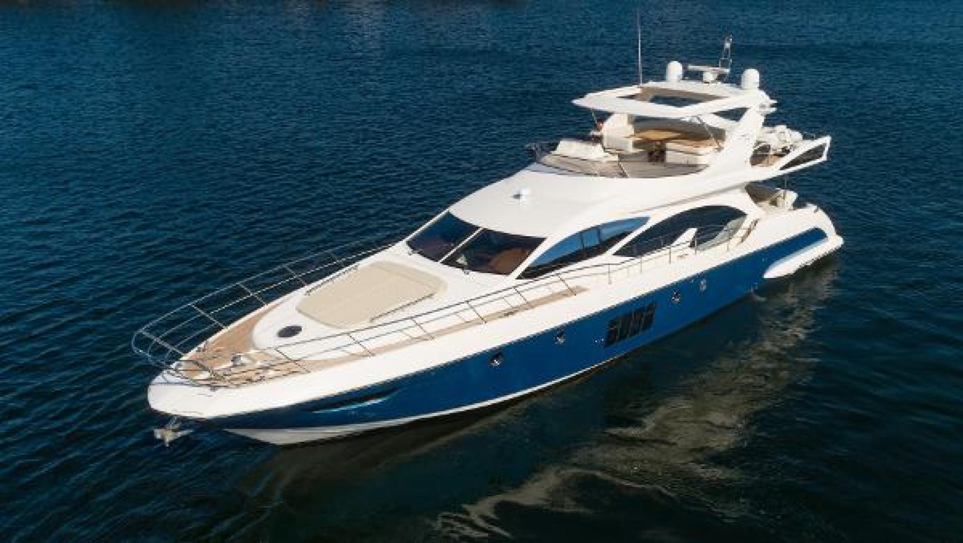 Azimut-Flybridge 2011 -Fort Lauderdale-Florida-United States-1195813 | Thumbnail