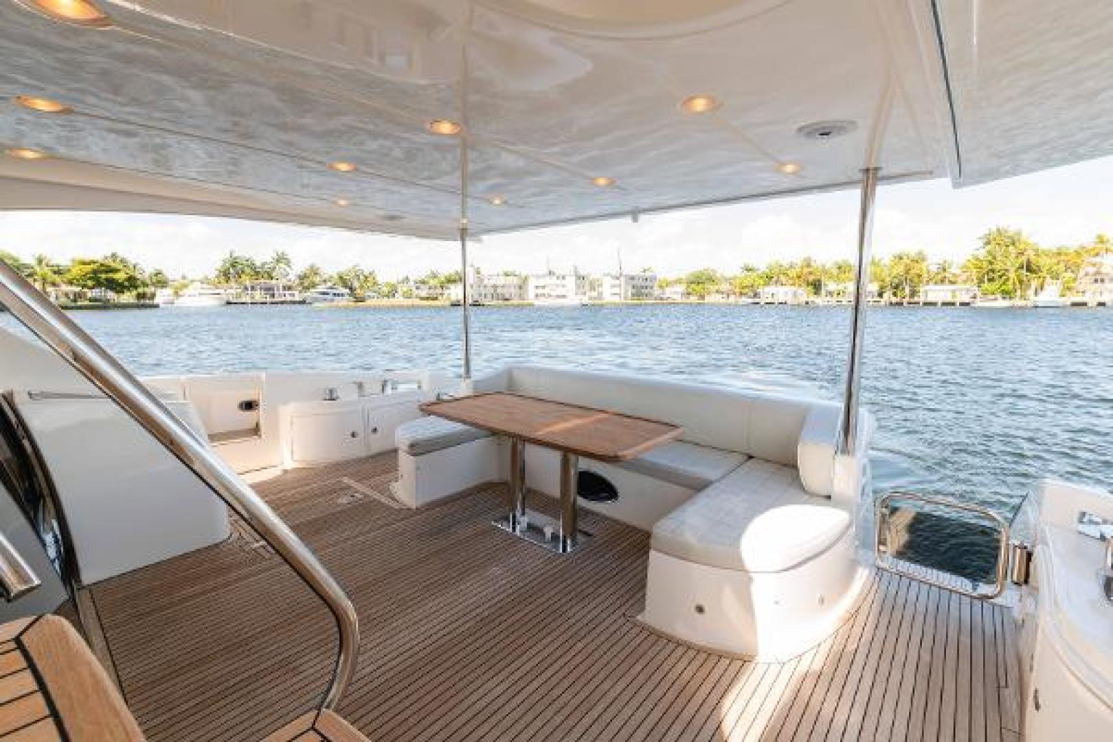 Azimut-Flybridge 2011 -Fort Lauderdale-Florida-United States-1195750 | Thumbnail