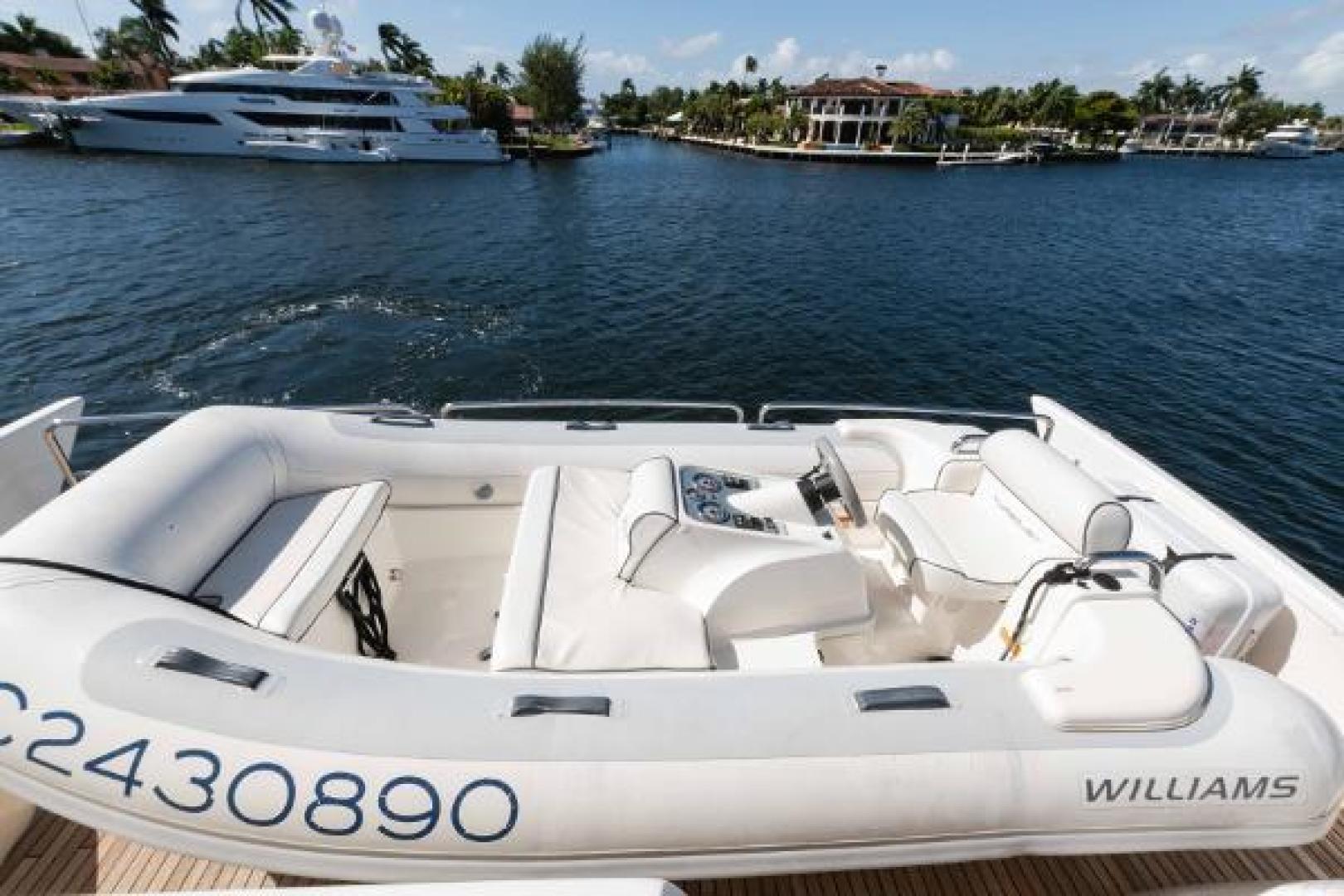 Azimut-Flybridge 2011 -Fort Lauderdale-Florida-United States-1195796 | Thumbnail