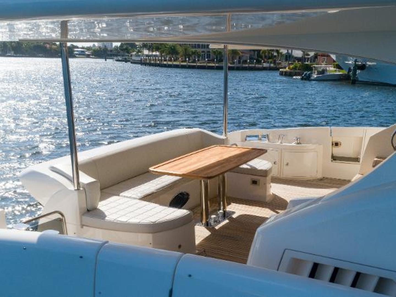 Azimut-Flybridge 2011 -Fort Lauderdale-Florida-United States-1195801 | Thumbnail