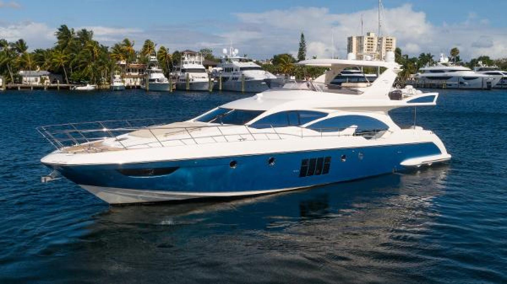 Azimut-Flybridge 2011 -Fort Lauderdale-Florida-United States-1195814 | Thumbnail