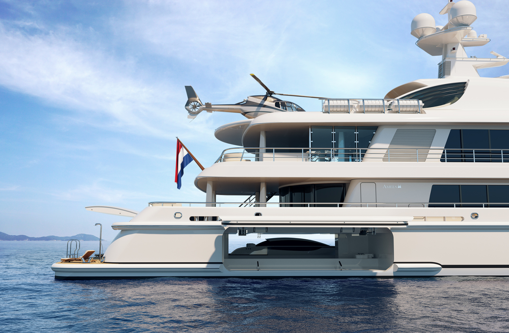 Picture Of a 2022 Amels 220 2022 Motor Yachts   1200871