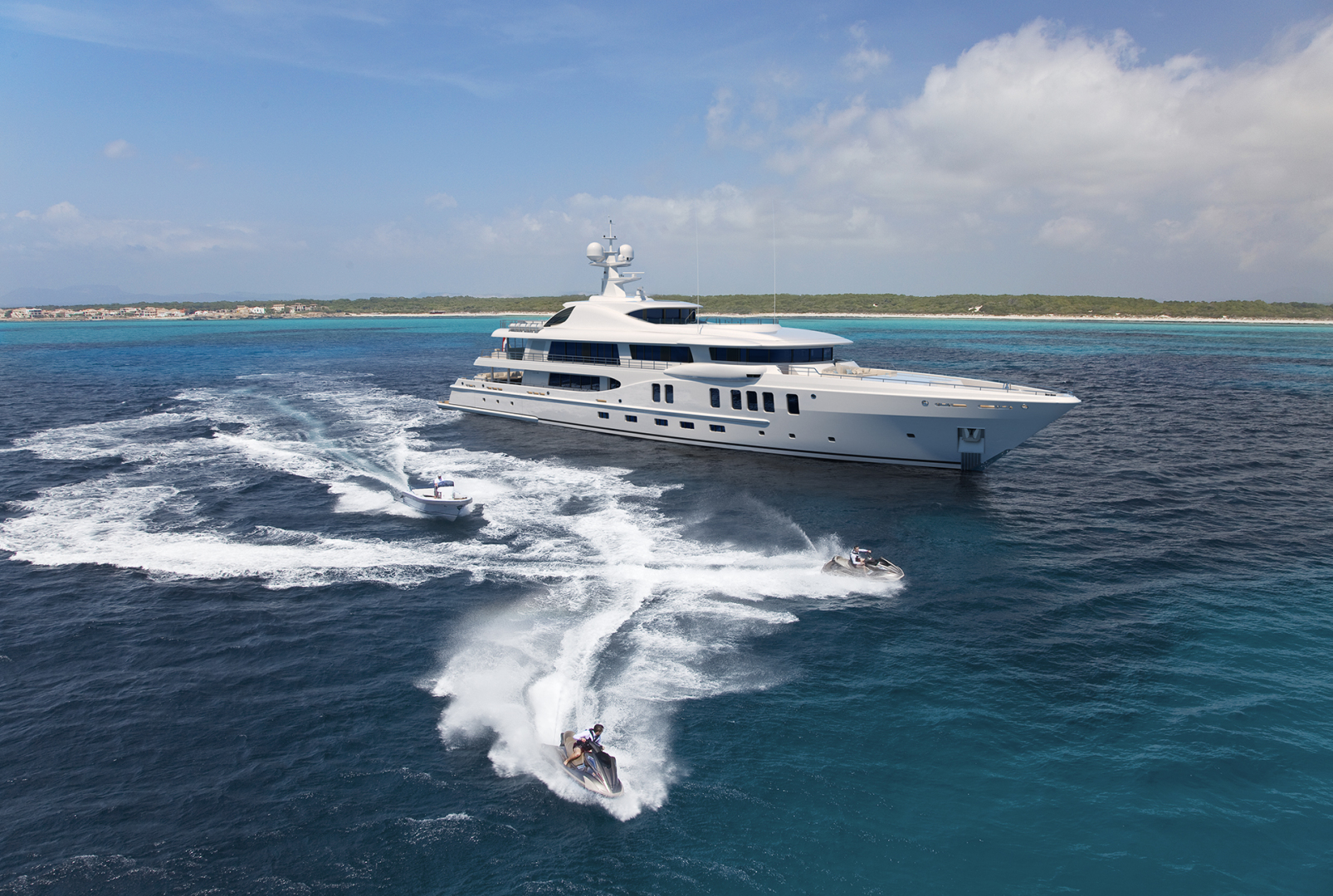 Picture Of a 2022 Amels 220 2022 Motor Yachts   1200864