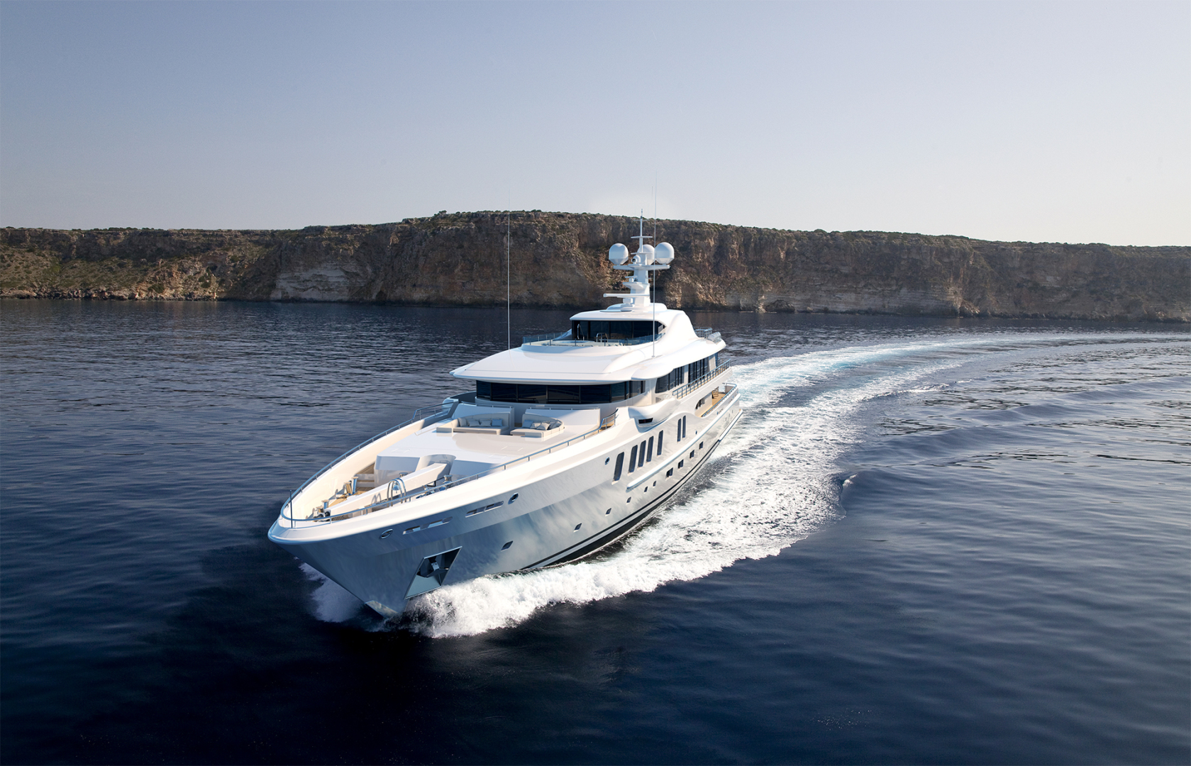 Picture Of a 2022 Amels 220 2022 Motor Yachts   1200862