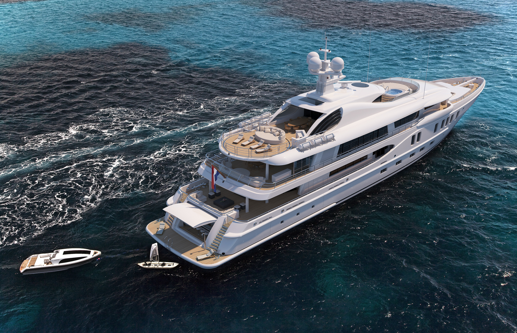 Picture Of a 2022 Amels 220 2022 Motor Yachts   1200872