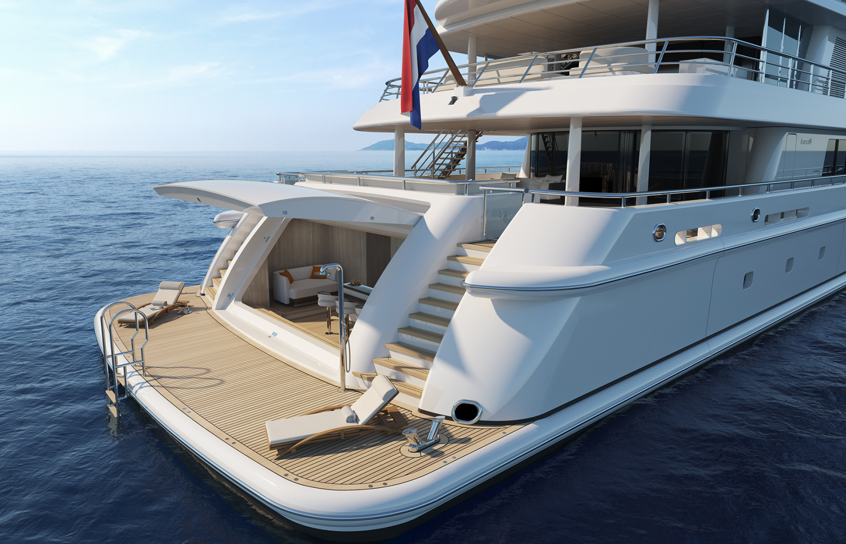 Picture Of a 2022 Amels 220 2022 Motor Yachts   1200870