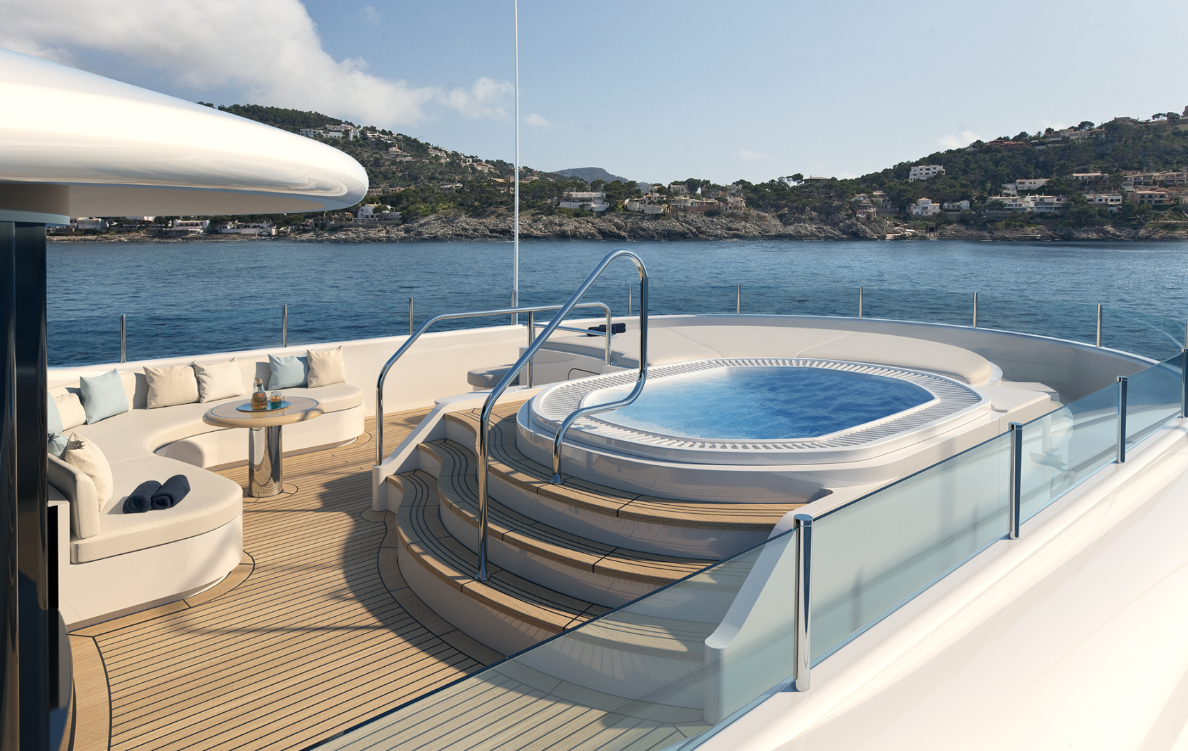 Picture Of a 2022 Amels 220 2022 Motor Yachts   1200867