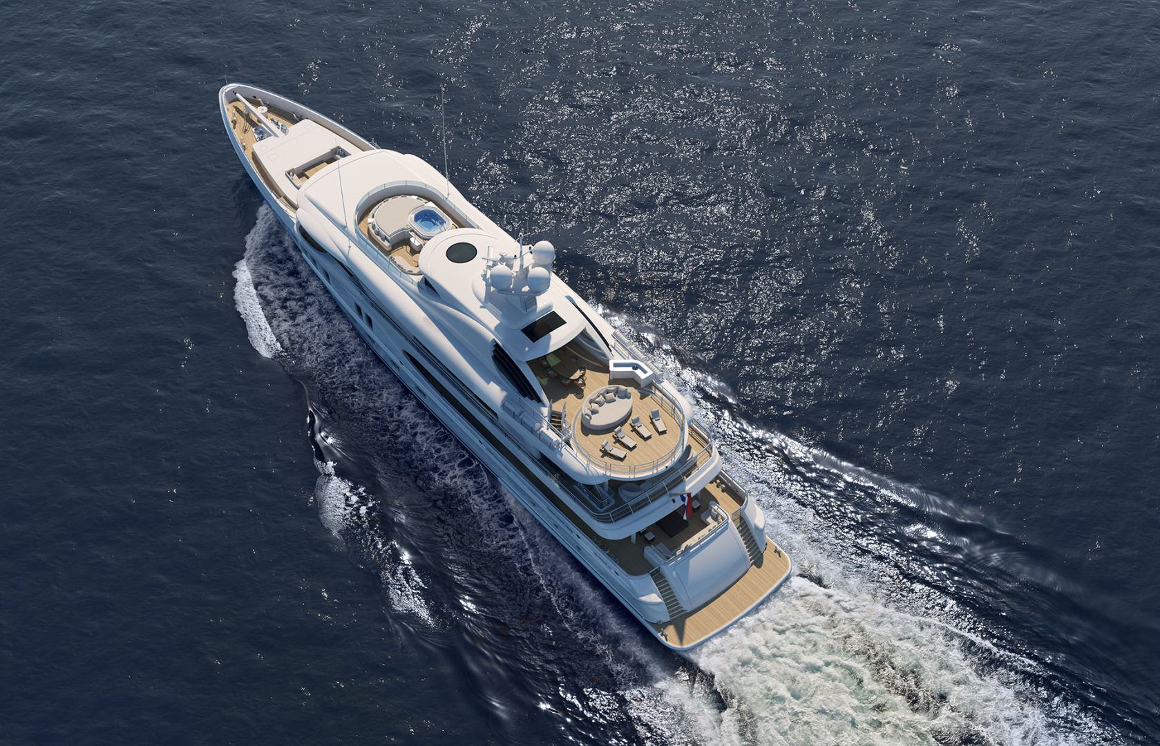 Picture Of a 2022 Amels 220 2022 Motor Yachts   1200865