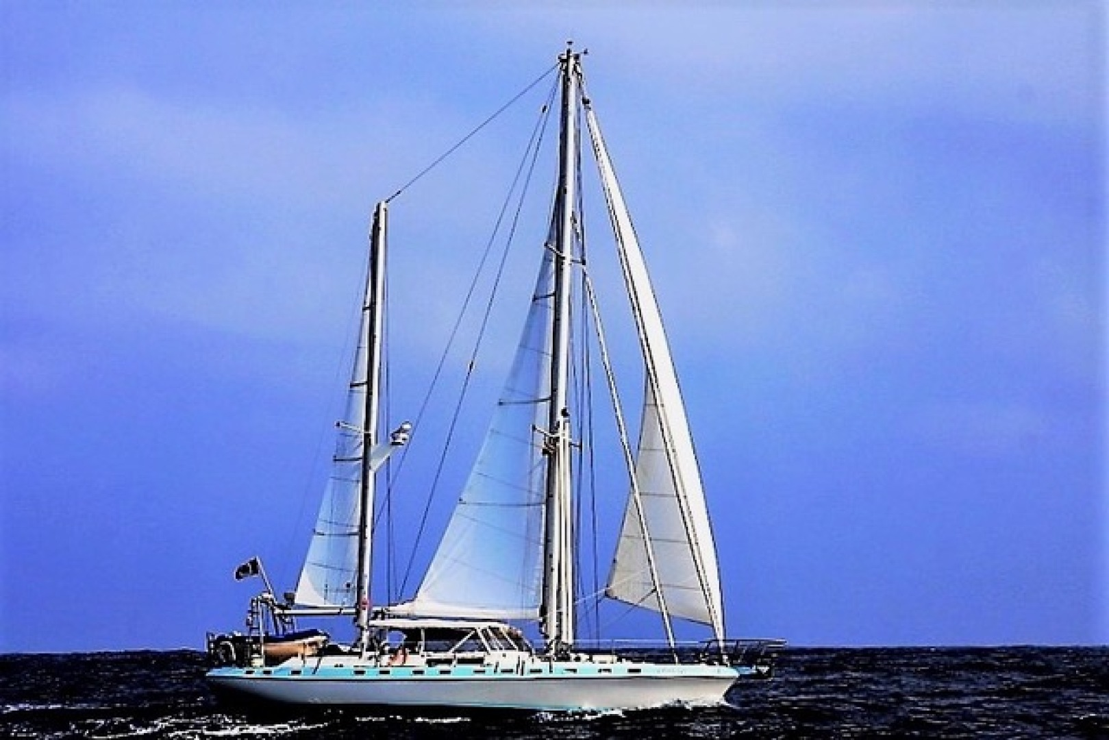 Picture Of: 56' Morgan 56 1981 Yacht For Sale | 1 of 42