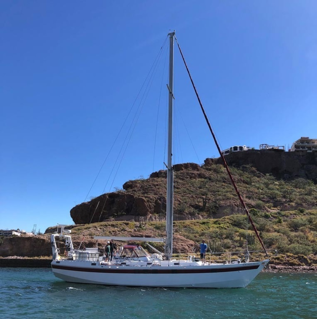 Polar-Beluga 2000-Northern Dream Currently Cruising-Mexico-Starboard Profile, In Water-1339787 | Thumbnail