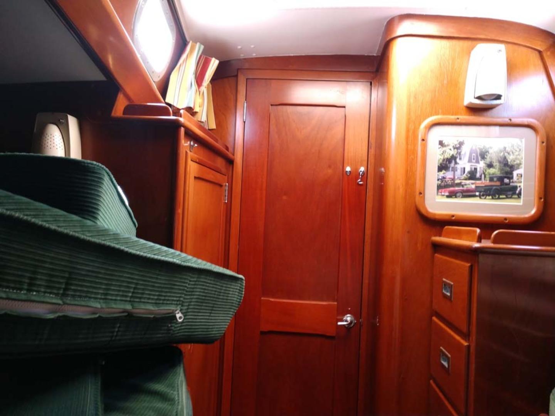 Hinckley-Bermuda 40 MK III Sloop 1979-Evensong Camden-Maine-United States-Master Cabin-1200110 | Thumbnail