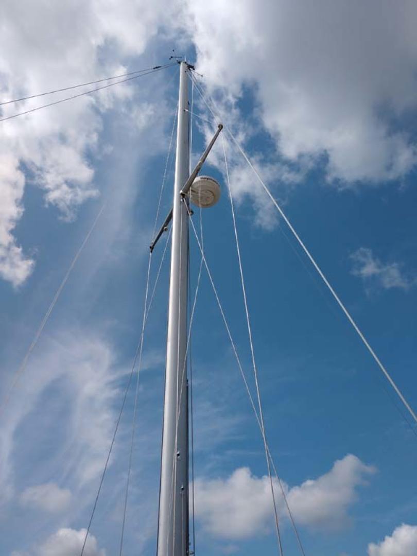Hinckley-Bermuda 40 MK III Sloop 1979-Evensong Camden-Maine-United States-Mast Spreader-1200158 | Thumbnail