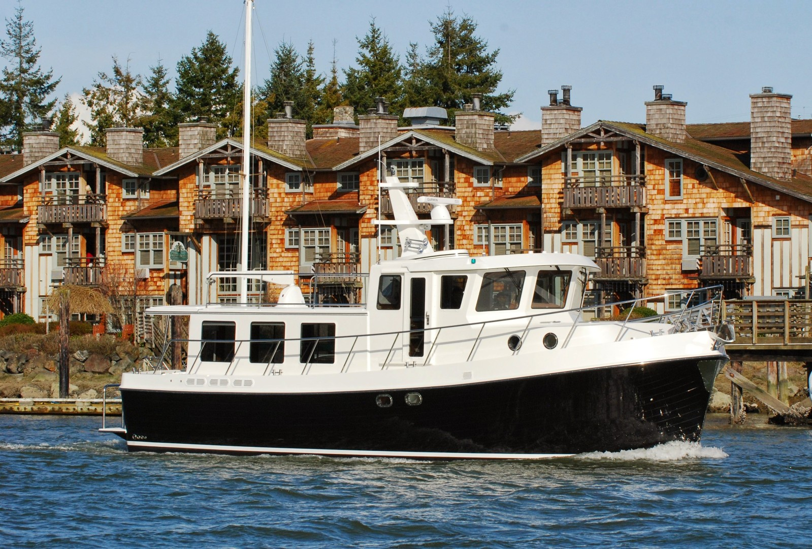 Picture Of: 49' American Tug 485 2020 Yacht For Sale | 2 of 42