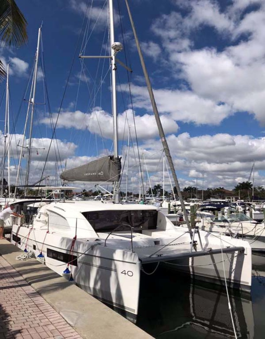 Picture Of: 39' Leopard 40 2018 Yacht For Sale | 1 of 29