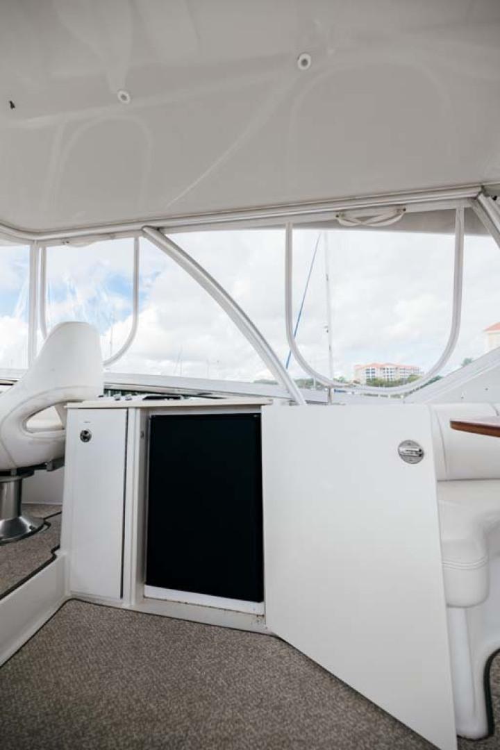 Marquis-Flybridge Motor Yacht 2004-Sandy Island Palm Coast-Florida-United States-Flybridge Refrigerator-1247930 | Thumbnail