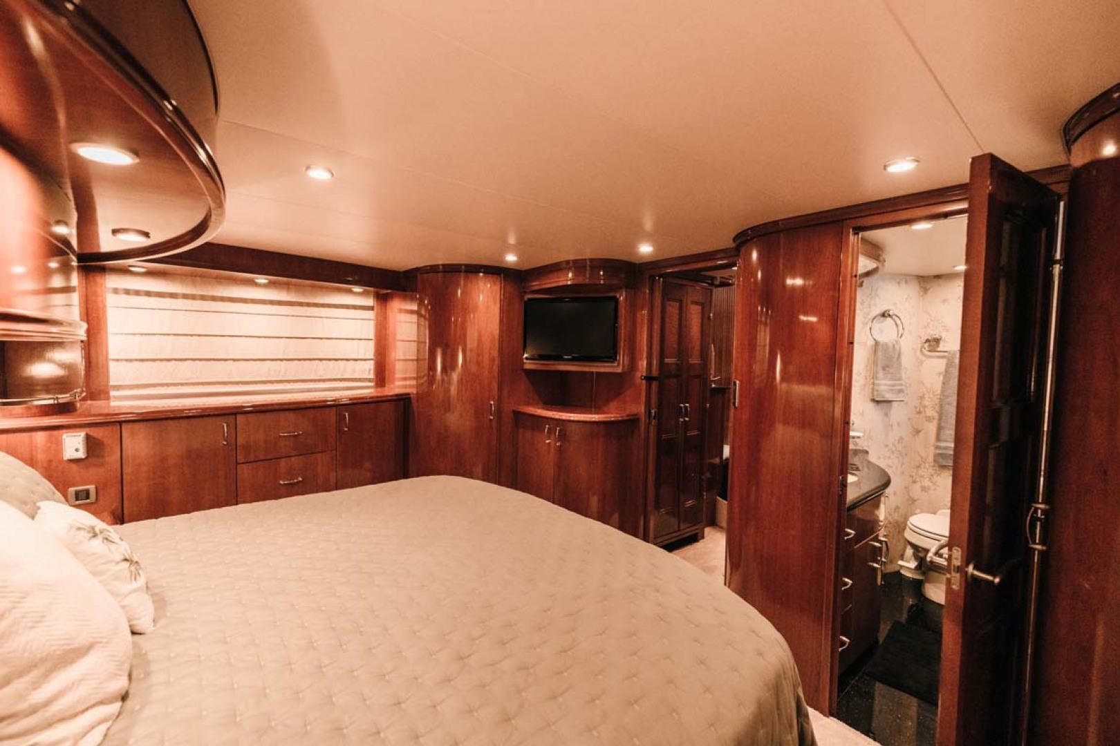 Marquis-Flybridge Motor Yacht 2004-Sandy Island Palm Coast-Florida-United States-Master Stateroom-1247890 | Thumbnail