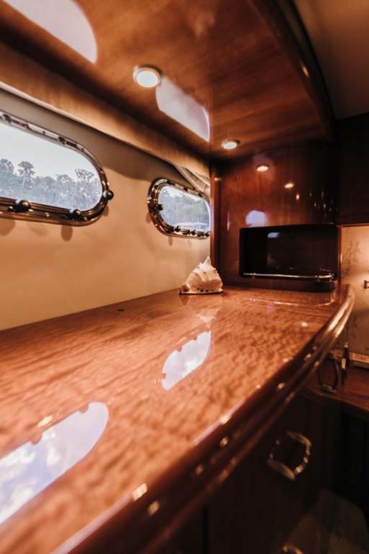 Marquis-Flybridge Motor Yacht 2004-Sandy Island Palm Coast-Florida-United States-Master Stateroom-1247891 | Thumbnail