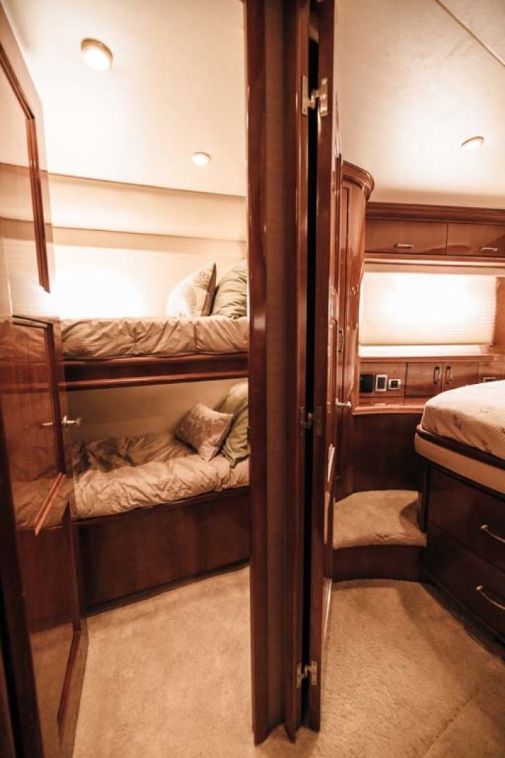 Marquis-Flybridge Motor Yacht 2004-Sandy Island Palm Coast-Florida-United States-Guest Stateroom Entry-1247915 | Thumbnail