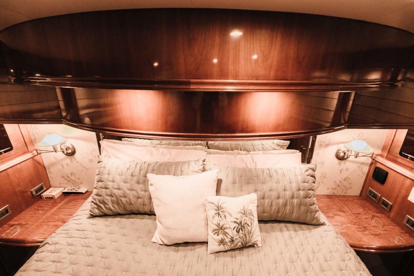 Marquis-Flybridge Motor Yacht 2004-Sandy Island Palm Coast-Florida-United States-Master Stateroom-1247887 | Thumbnail