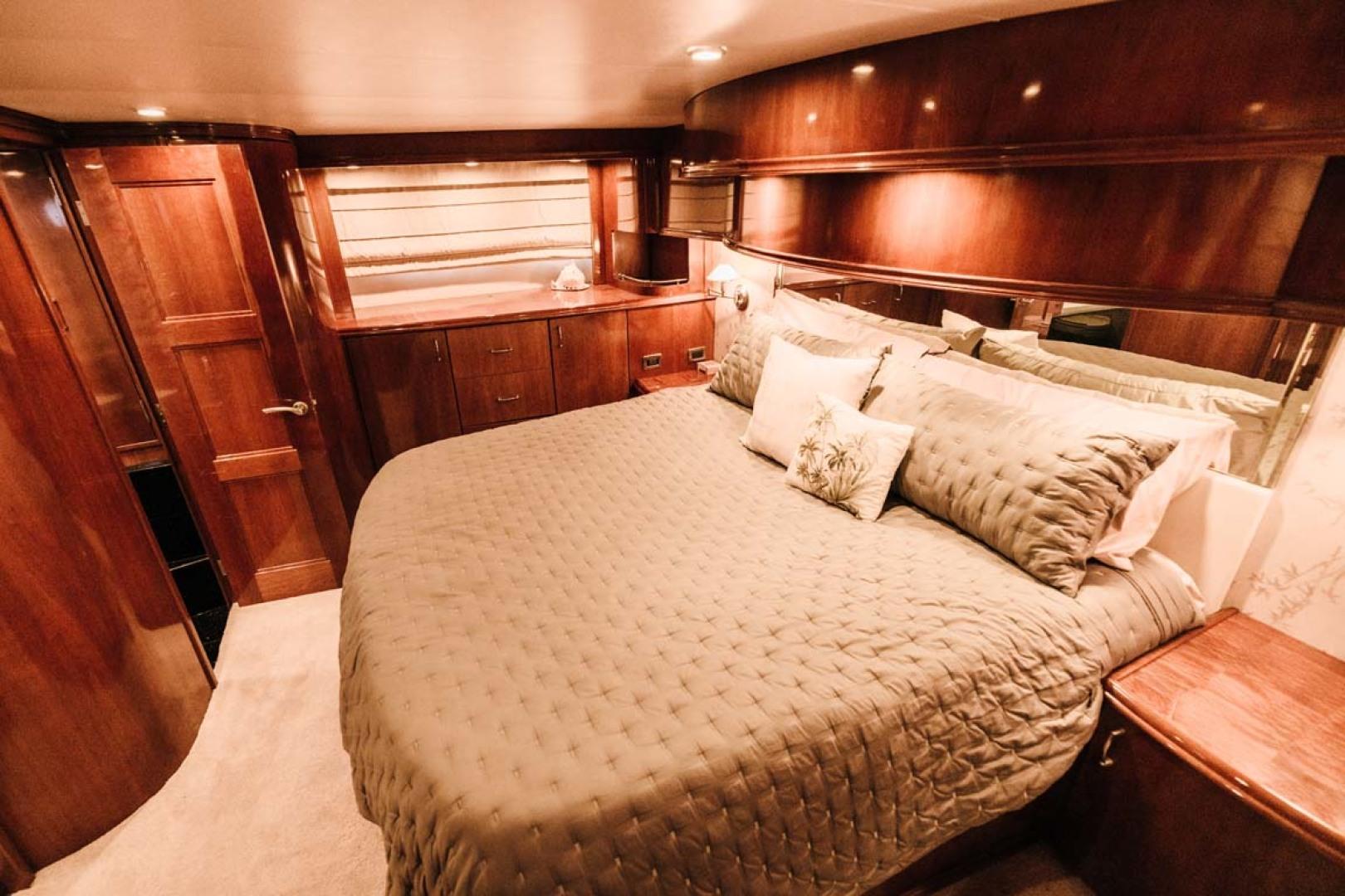 Marquis-Flybridge Motor Yacht 2004-Sandy Island Palm Coast-Florida-United States-Master Stateroom-1247889 | Thumbnail