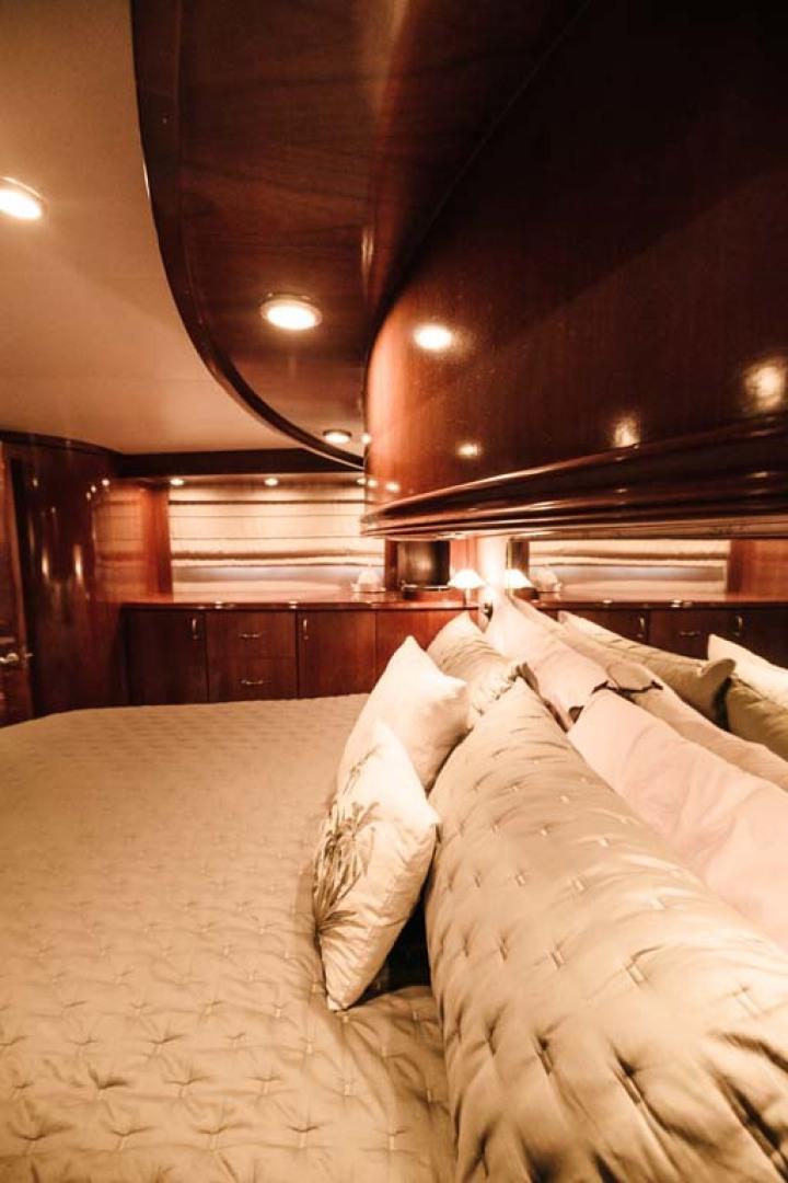 Marquis-Flybridge Motor Yacht 2004-Sandy Island Palm Coast-Florida-United States-Master Stateroom-1247892 | Thumbnail